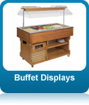Cold & Ambient Buffet Displays
