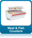 Meat & fish counters